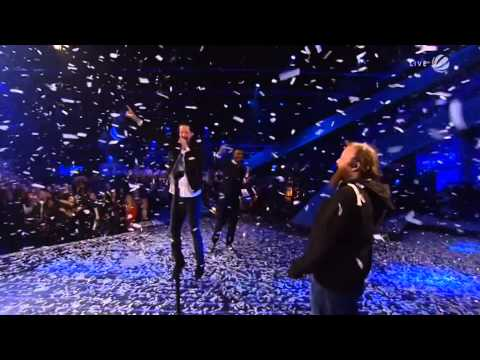 Winner 2013 Andreas Kümmert | The Voice of Germany 2013 | Winning Song The Voice