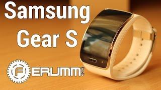 Samsung Gear S подробный обзор. Все что нужно знать про Samsung Gear S от FERUMM.COM