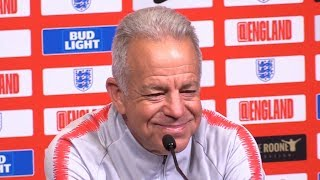Dave Sarachan Full Pre-Match Press Conference - England v USA - International Friendly