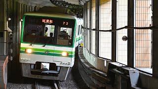仙台市営地下鉄南北線N1000 1102F 性能確認試運転