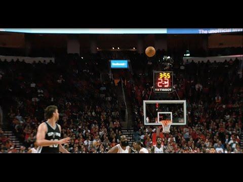 Best of Phantom: San Antonio Spurs vs. Houston Rockets | 12.20.16