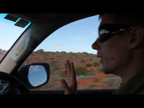 Simpson Desert Part 1 French Line