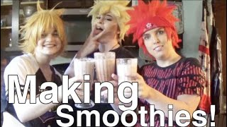 Why You Should Never Make Smoothies With Bakugou I BNHA Cosplay