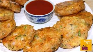 Homemade 5 Minutes Recipe - Potato Cutlets