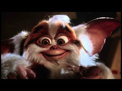 I not Gizmo (Daffy Mogwai )  from Gremlins 2    How to be a crazy goofy gremlin. lol