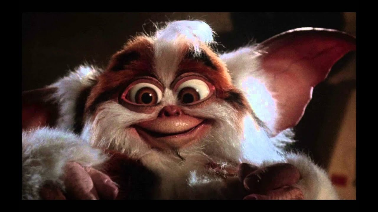 not Gizmo (Daffy Mogwai ) from Gremlins 2 How to be a crazy goofy ...