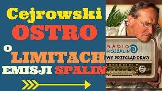 Cejrowski: chcę pierdzieć autem ile mi się podoba! 2018/08/11 Radio Koszalin
