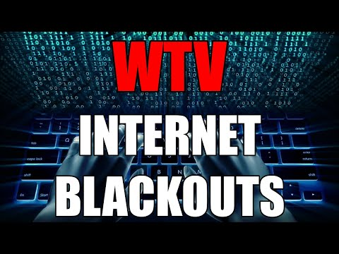 What You Need To Know About INTERNET BLACKOUTS