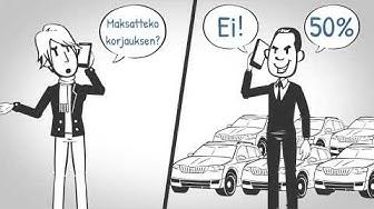Autokaupan purku - Lakiasiaintoimisto Lehtonen Oy