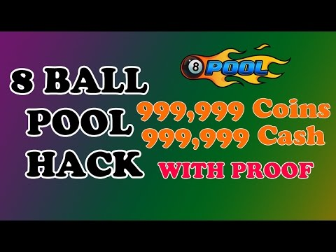 8 Ball Pool Hack - 8 Ball Pool Hack  | Unlimited Cash & Coins 2017