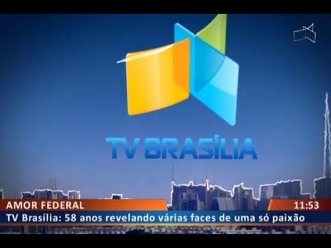 TV Brasília: 58 anos revelando várias faces de uma só paixão