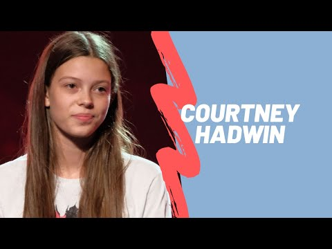 Courtney Hadwin Got Talent Had Fuckamouth 1