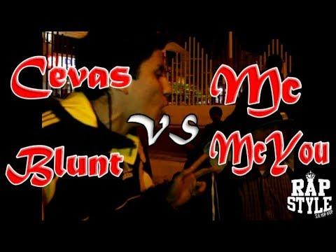 Cevas,Blunt vs McYou,Mc - Colectivo Rapstyle Sjl 2017