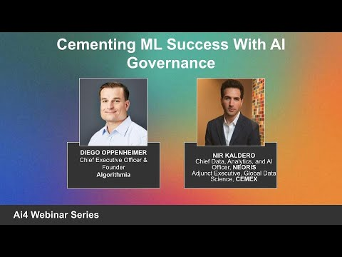 Cementing ML Success With AI Governance