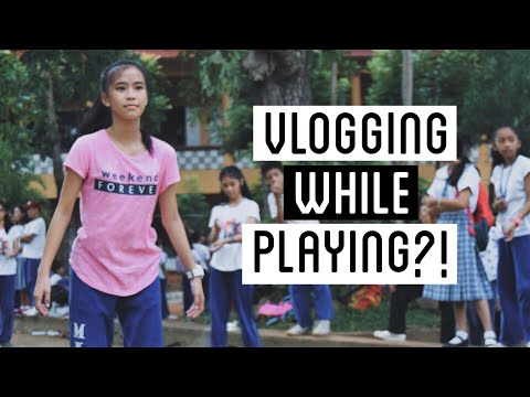 Vlogging In School?! (Philippines) | Casey Robles