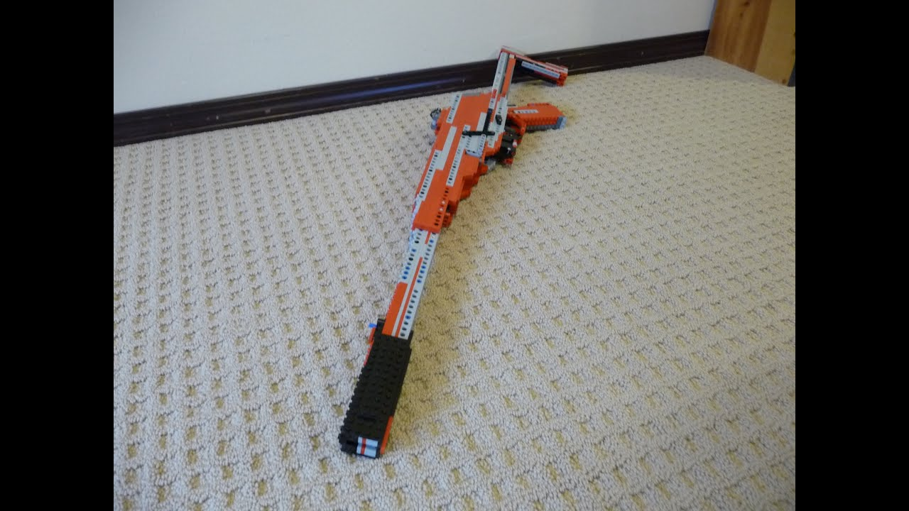 lego sniper rifle instructions