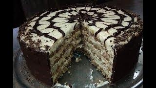 Торт Эстерхази ореховый торт