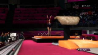 London 2012: The Official Video Game - Women