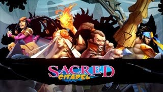 Sacred Citadel Gameplay (PC HD)
