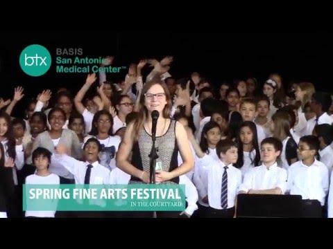 5th Grade Concert Choir Basis San Antonio Medical Center 2016