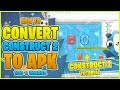 How to Convert Construct 2 To APK Using Phonegab WORK 100% NEW 2019