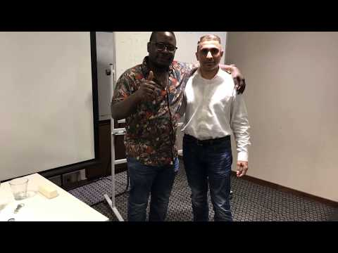 """EOS Sweden"" and Ian Balina @ Stockholm, Sweden!"