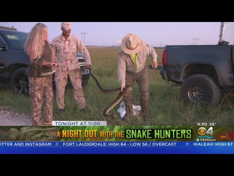 Promo: Night Out With The Snake Hunters