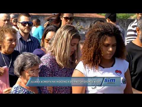 Esposa do pastor George Alves acredita na sua inocência