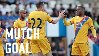 Colchester United v Crystal Palace