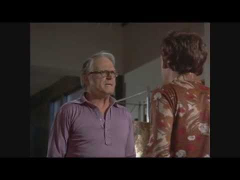 """Dennis Patrick on """"The Rookies"""" (1973) A Farewell Tree from Marly"""
