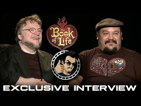 Guillermo del Toro & Jorge Gutierrez   The Book of Life HD 2014