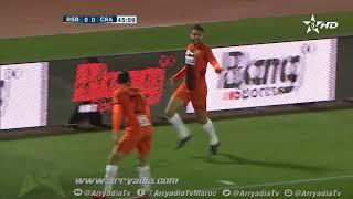 #بطولة_إتصالات_المغرب|د.19| نهضة بركان 1-0 شباب الريف الحسيمي هدف إسماعيل مقدم  في الدقيقة 47.