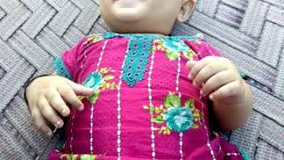 Funny babie Laughing hysterically || best funny kids by || kinxa Ejaz
