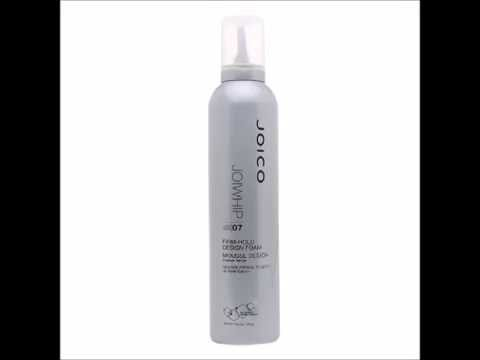 Joico Joiwhip Firm Hold Design Foam 10 2 Oz Youtube