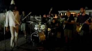 sticky finger live at bagno margarita  - lido di savio summer 2009