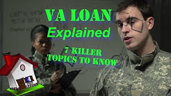 VA Loan Explained