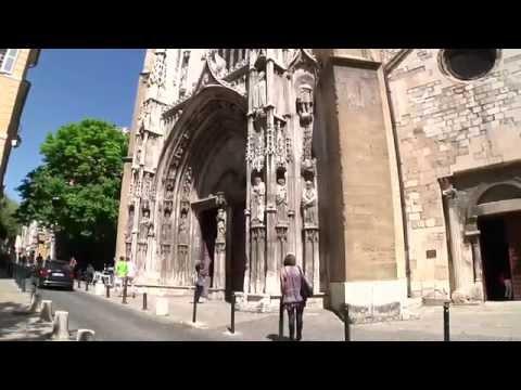 PALÁCIO DOS PAPAS E PONTE DE AVIGNON.- AIX EN PROVENCE- A CIDADE DAS MIL FONTES-FRANÇA PGM III