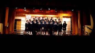 2011-2012將軍澳香島中學 4B班奪得班際季軍