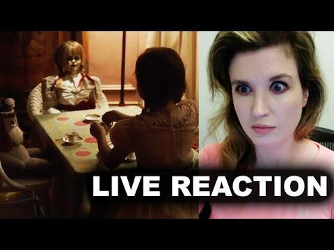 Annabelle 2 Trailer Reaction