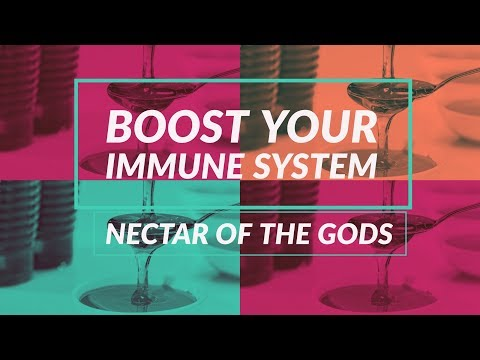 BOOST YOUR IMMUNE SYSTEM | NECTAR OF THE GODS
