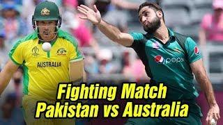 Fighting Match | Pakistan Vs Australia |  Highlights | PCB