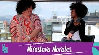 La One Two en Bogotá  | A calzón quitao  | Miroslava Morales