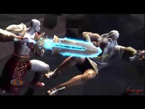 God Of War 2 - Titan Mode - No Upgrade No Damage - 10/10