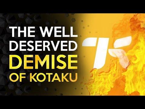 The Well Deserved Demise Of Kotaku