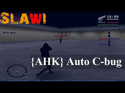 "[SA:MP 0.3.7] ● AHK Auto-Cbug By Slawi ""No More Ban""  ● [Download Link]"