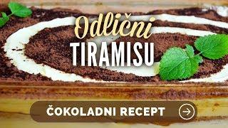 Enostavni zapeljivi tiramisu | MojaČokolada.si