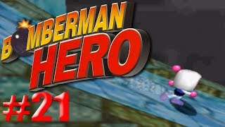 ¡A contracorriente!/Bomerman Hero #21