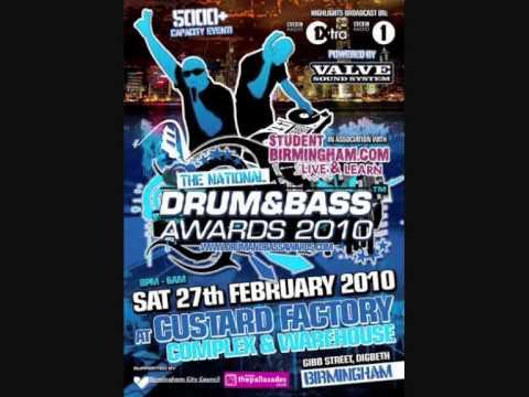 BrookesBros @ Drum and bass awards 2010