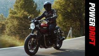 2019 Triumph Speed Twin : Street Twin's charm and Thruxton's power : PowerDrift