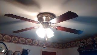 """Walmart 52"""" hugger ceiling fan"""